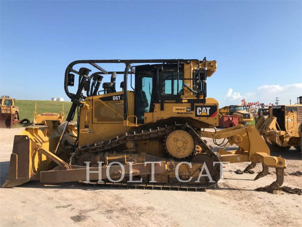 Caterpillar D6T, Bulldozer, Équipement De Construction