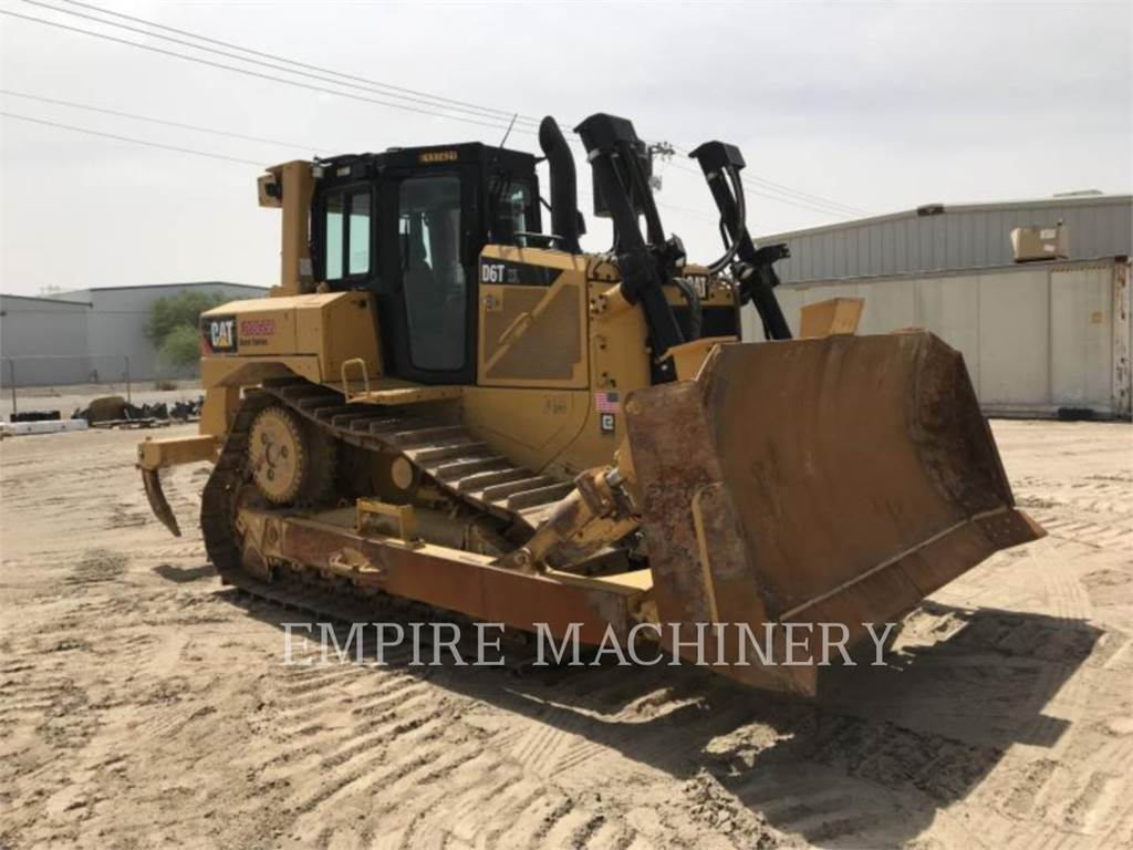Caterpillar D6T-19XL, Bulldozer, Équipement De Construction