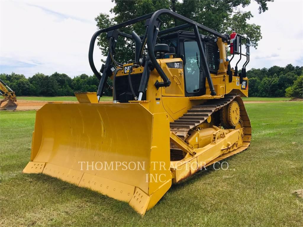Caterpillar D6T, Bulldozers, Attrezzature Da Costruzione