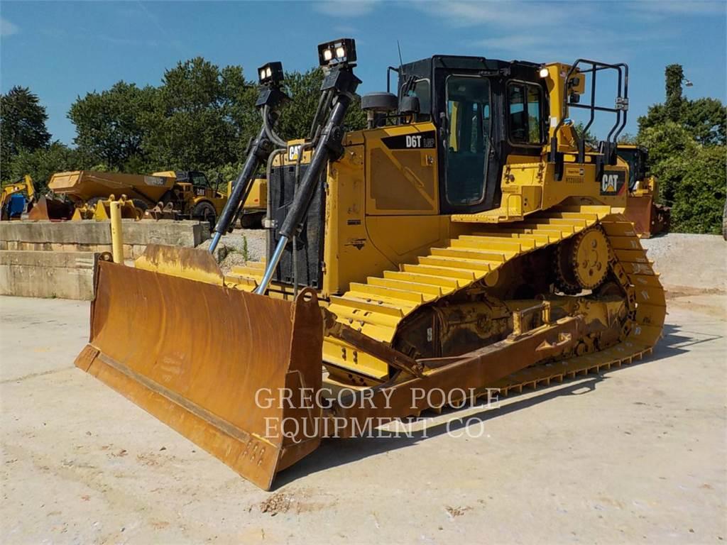 Caterpillar D6T LGP, Planierraupen, Bau-Und Bergbauausrüstung