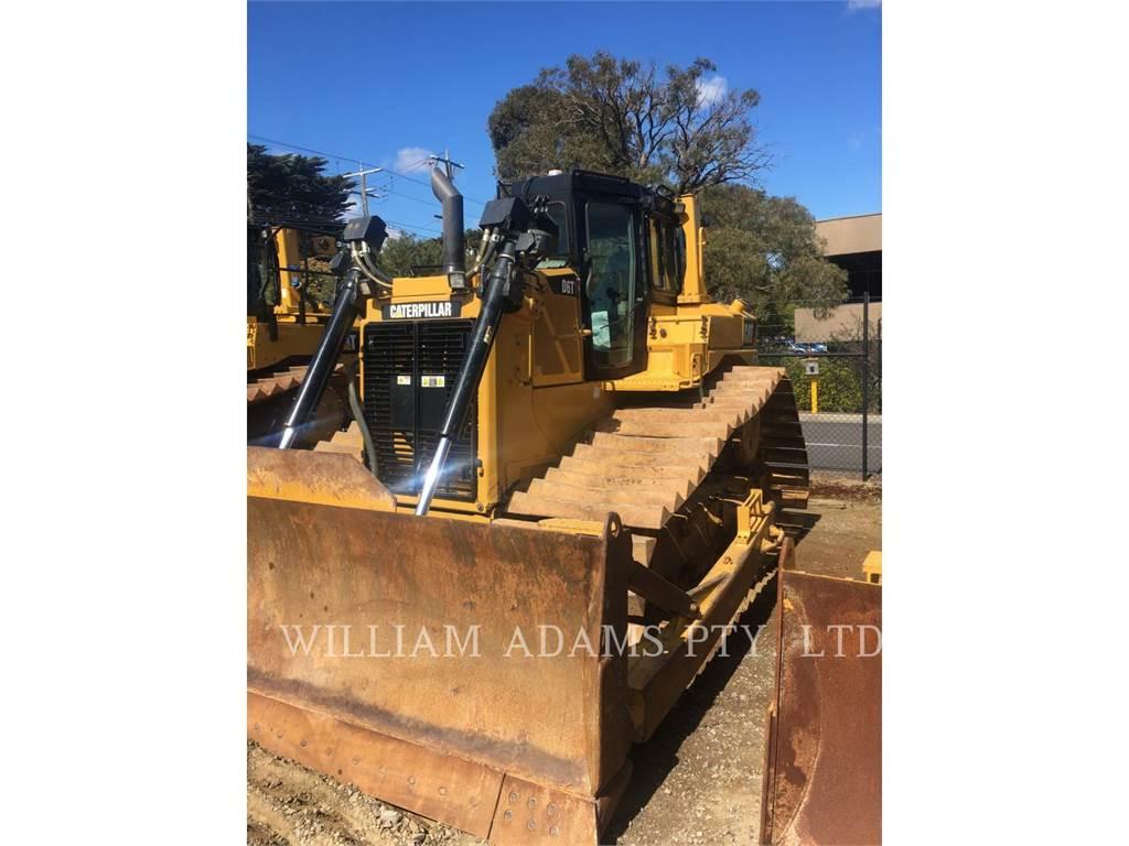 Caterpillar D6T LGP、ブルドーザー、建設