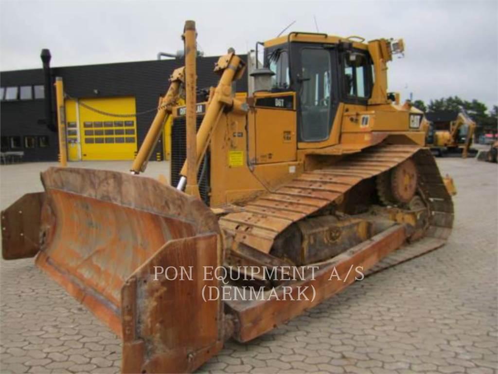 Caterpillar D6T LGP, Bulldozers, Construcción