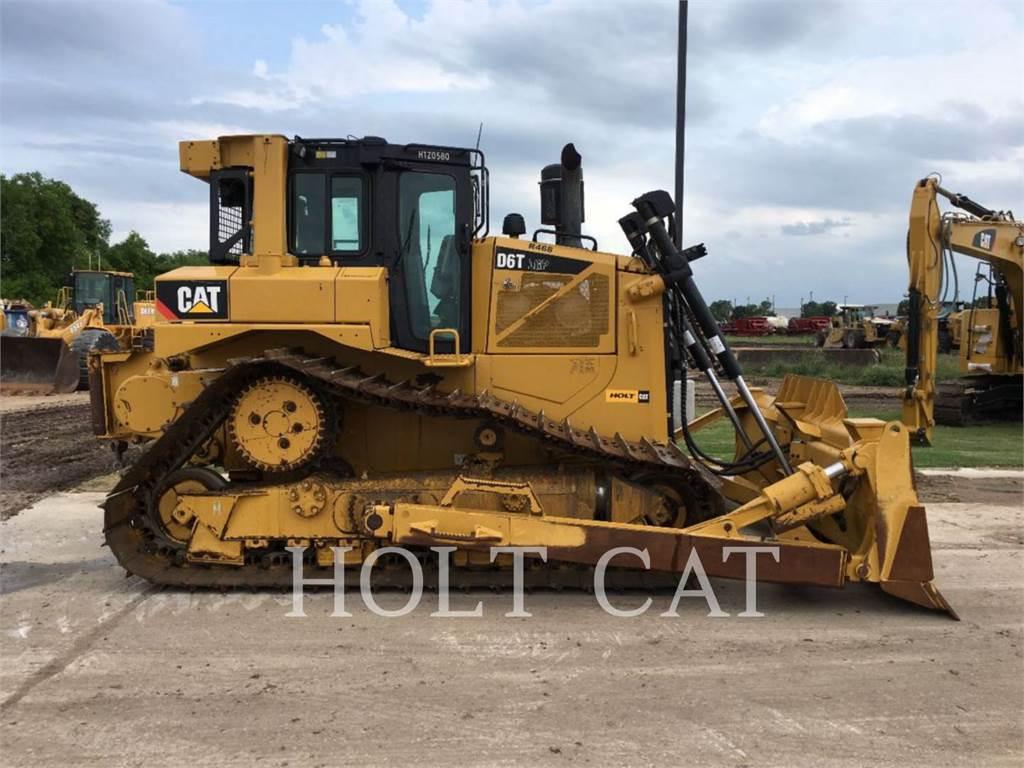 Caterpillar D6T LGP, Bulldozers, Attrezzature Da Costruzione