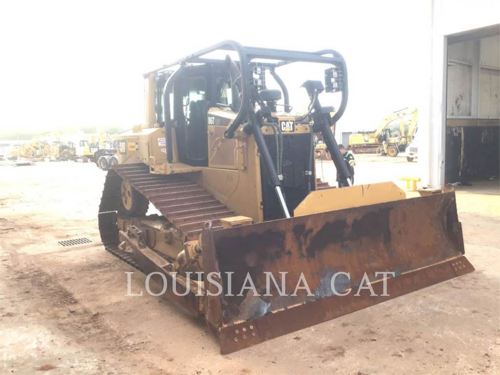Caterpillar D6T LGP, Tratores de rastos, Equipamentos Construção