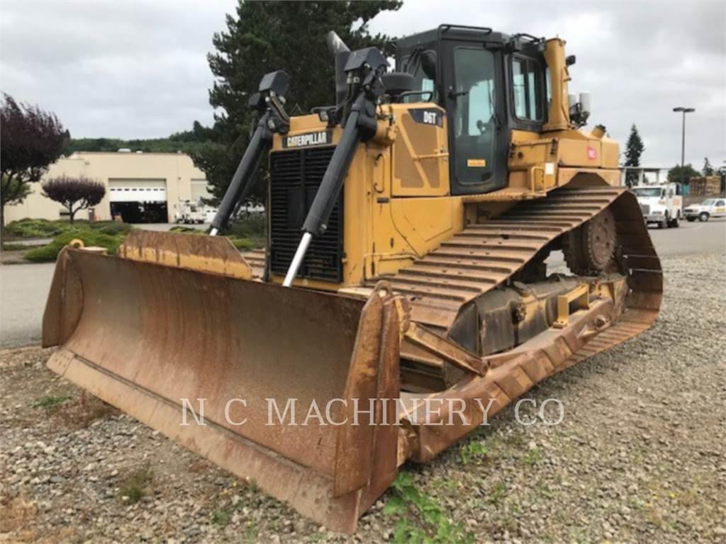 Caterpillar D6T LGP, Bulldozer, Équipement De Construction