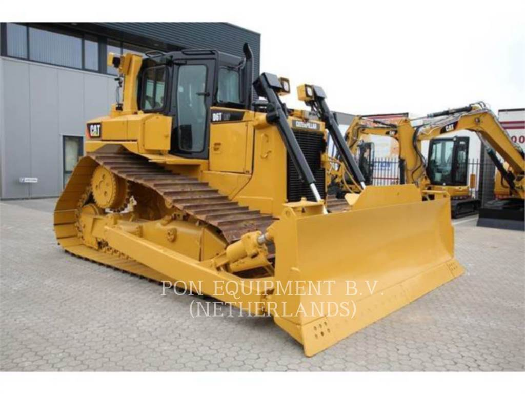 Caterpillar D6T LGP, Dozers, Construction