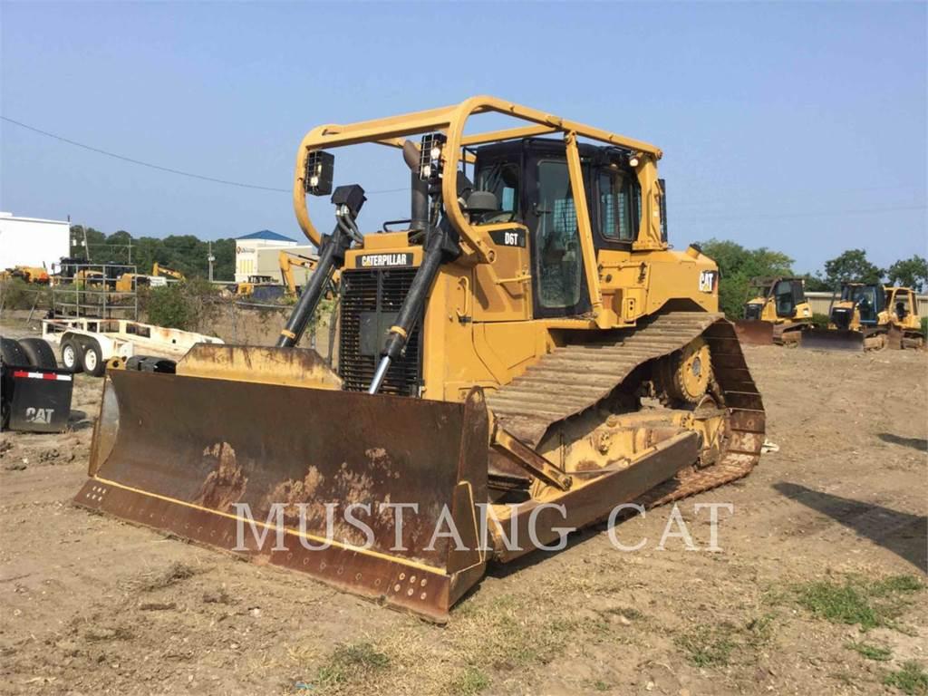 Caterpillar D6T LGP, Dozers, Construction