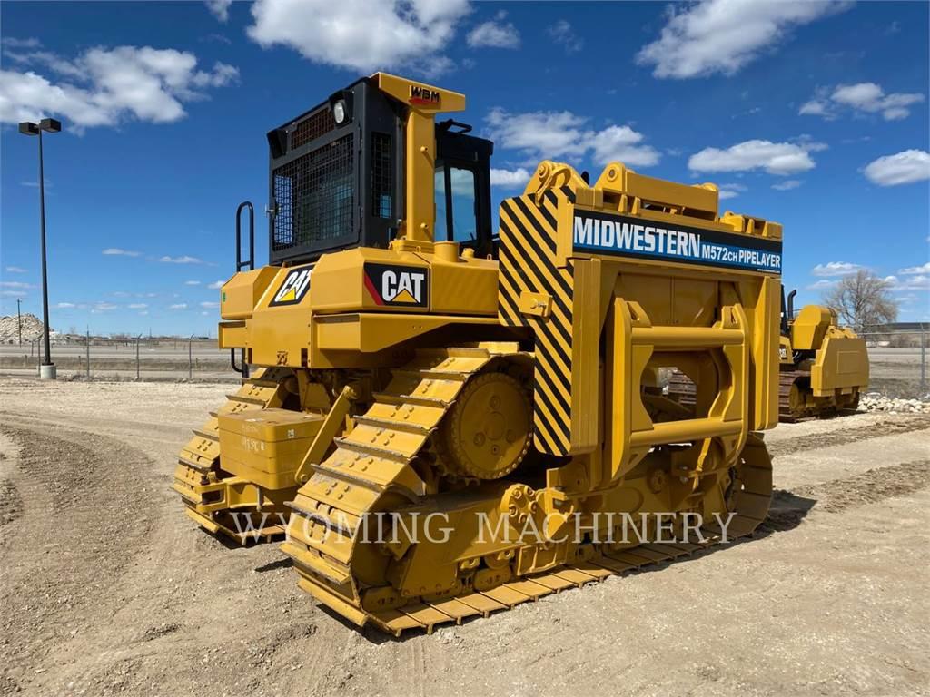 Caterpillar D6T LGP PL, utilaje de instalat conducte, Constructii