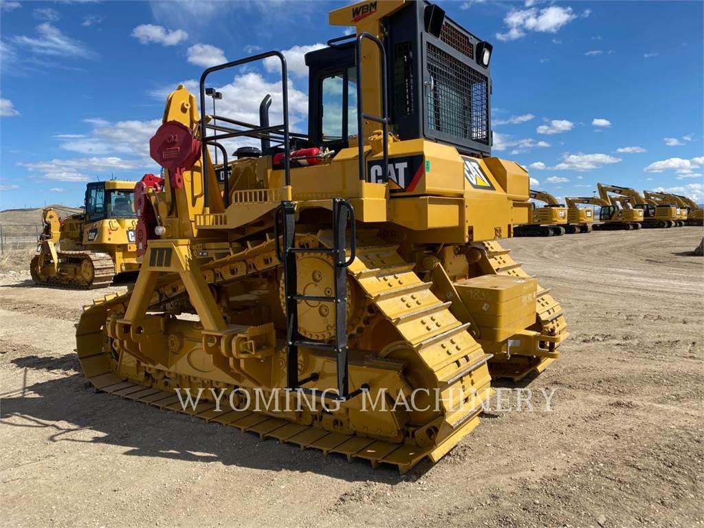 Caterpillar D6T LGP PL, pipelayers, Construction