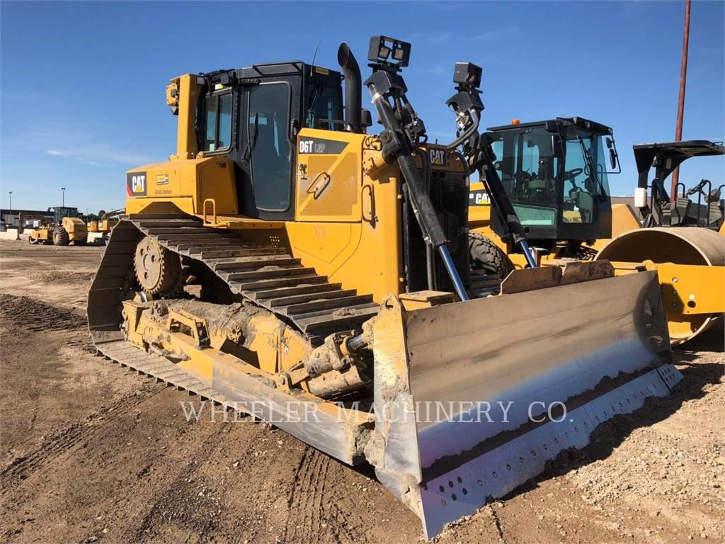 Caterpillar D6T LGP S, Crawler dozers, Construction