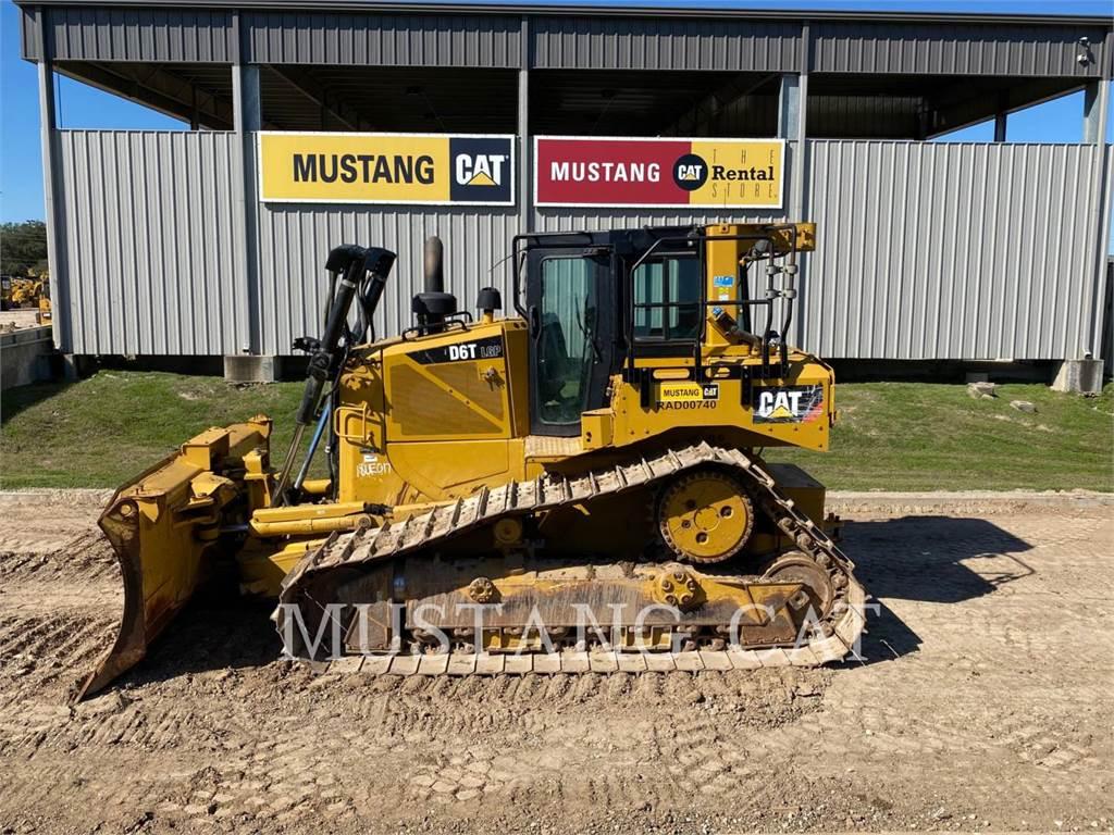 Caterpillar D6T LGP V, Dozers, Construction