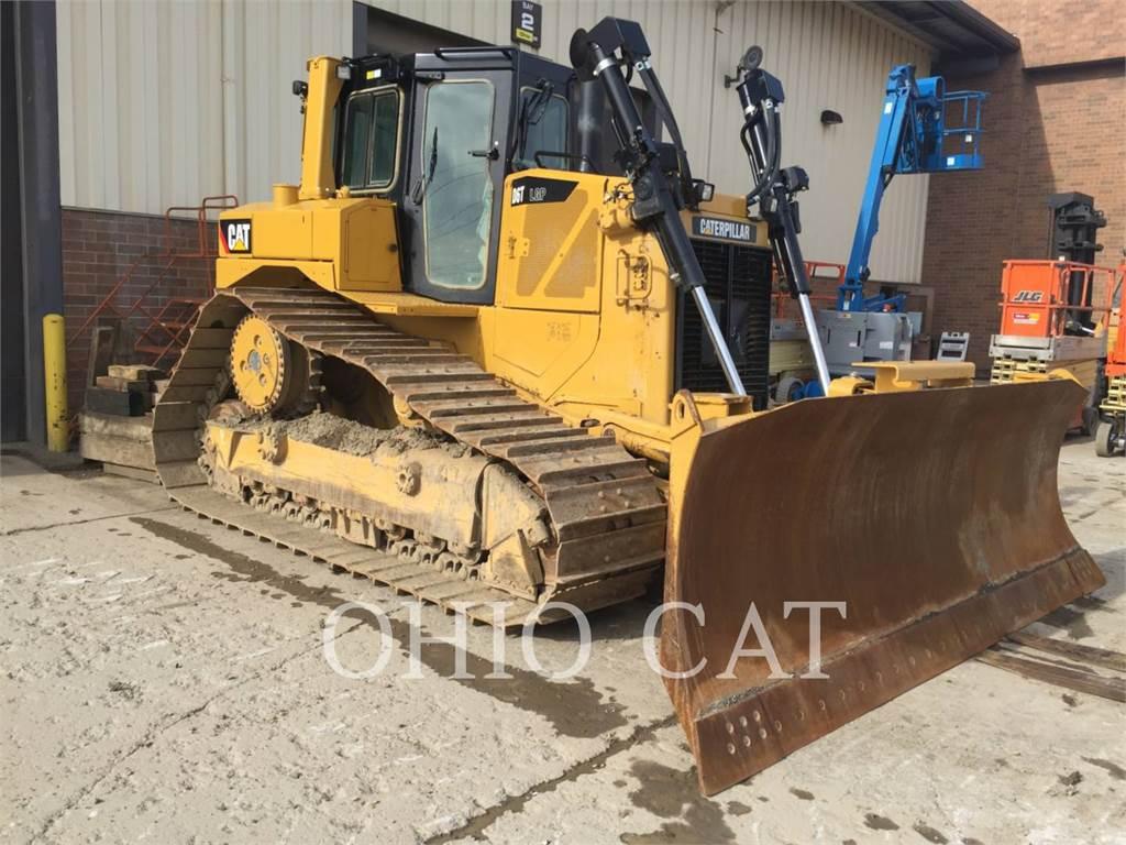 Caterpillar D6T LGP VP, Dozers, Construction