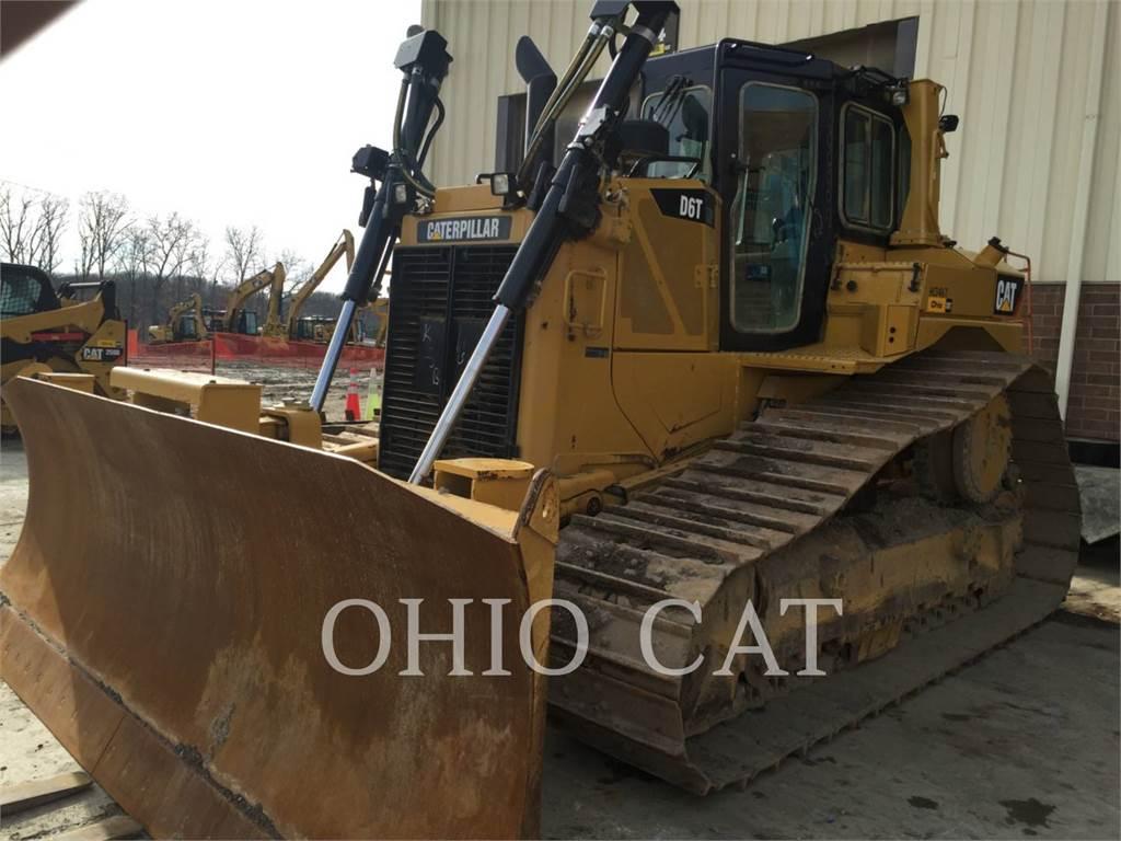 Caterpillar D6T LGP VP, Bulldozers, Construcción