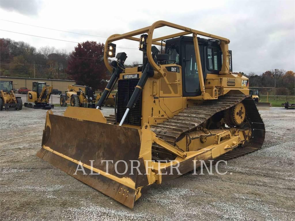 Caterpillar D6T LGP W, Dozers, Construction
