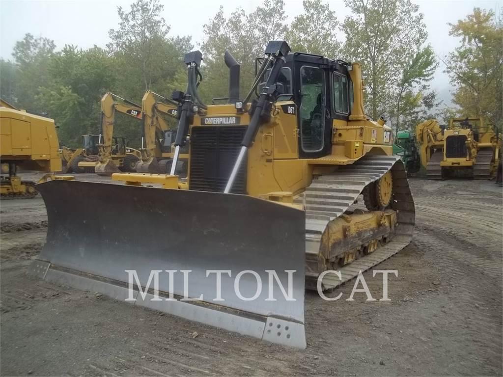 Caterpillar D6T LGPPAT, Bulldozer, Équipement De Construction