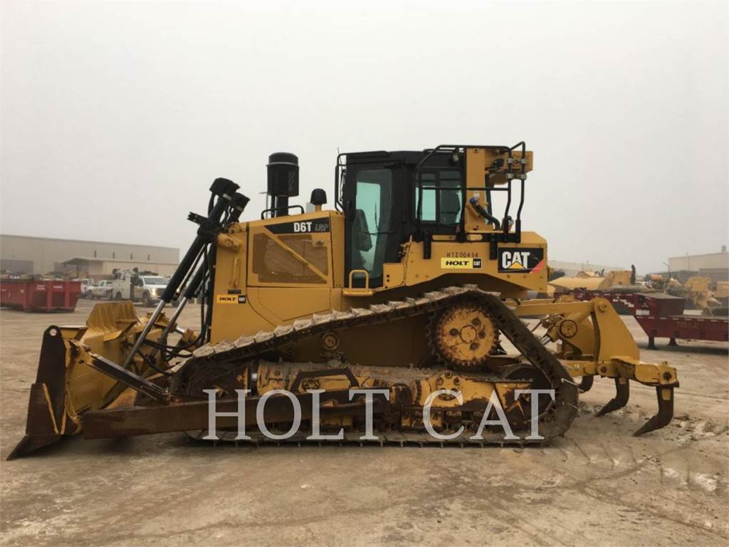 Caterpillar D6T LGPRI, Bulldozers, Attrezzature Da Costruzione