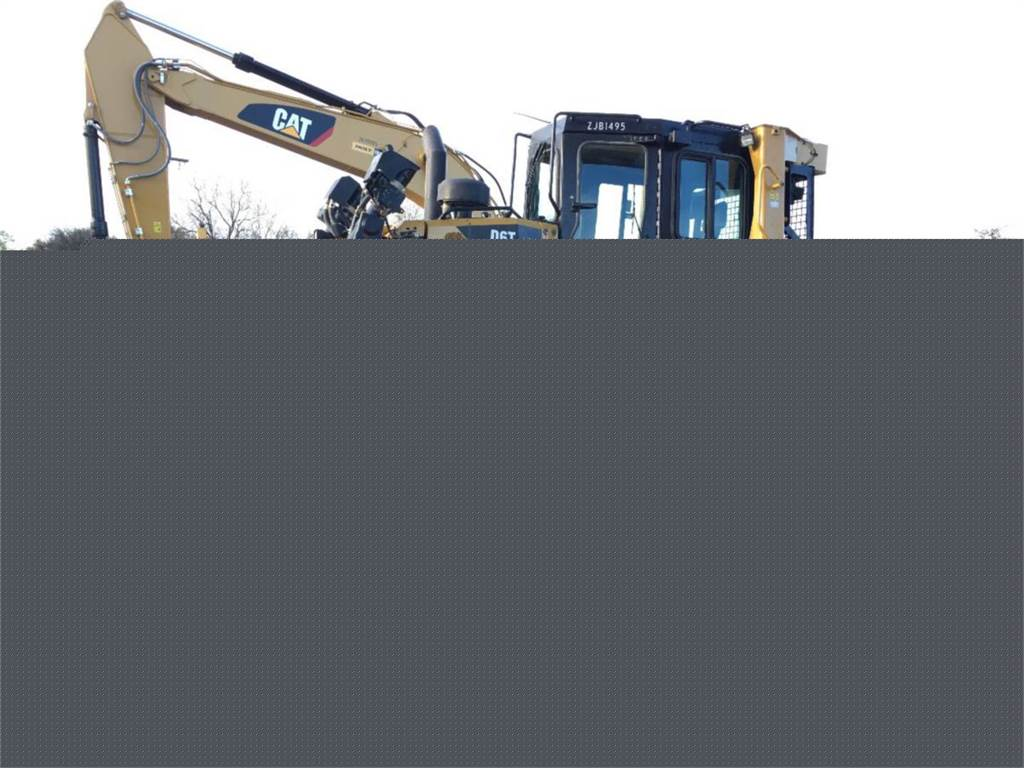 Caterpillar D6T LGPRI, Bulldozer, Équipement De Construction