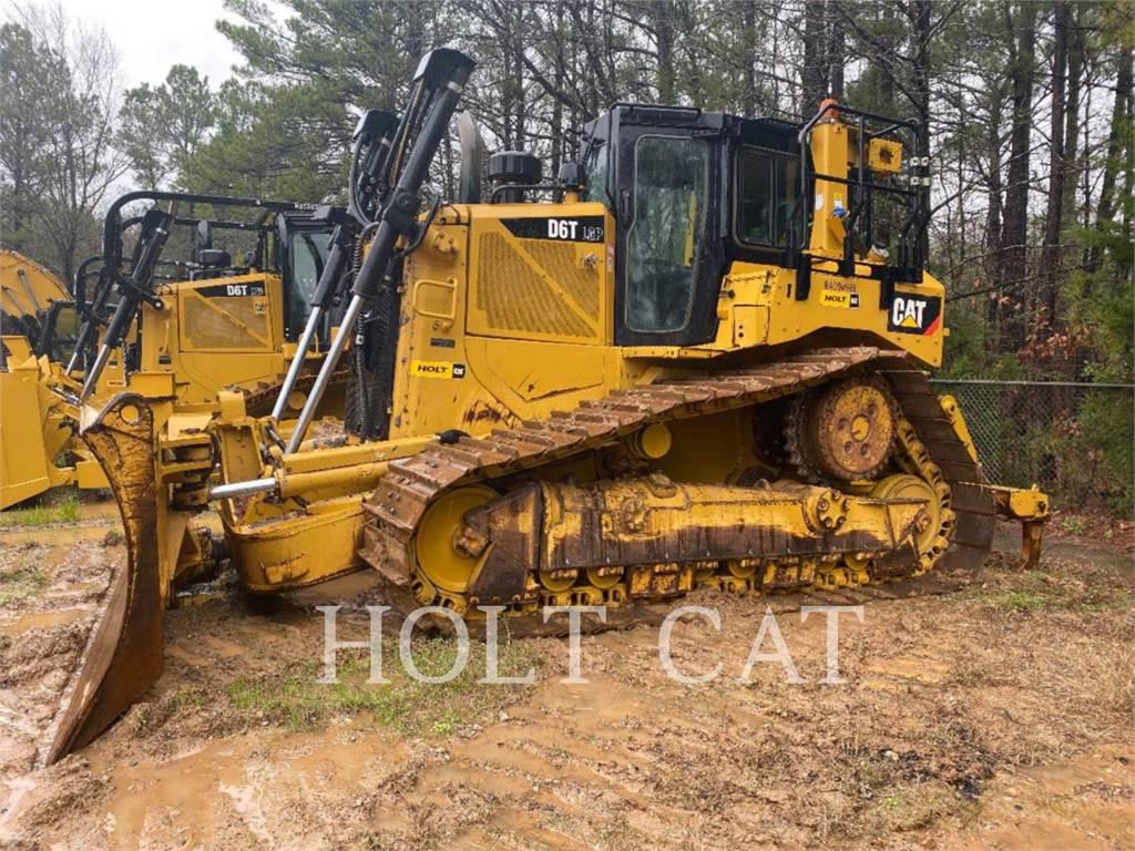 Caterpillar D6T LGPVP, Planierraupen, Bau-Und Bergbauausrüstung