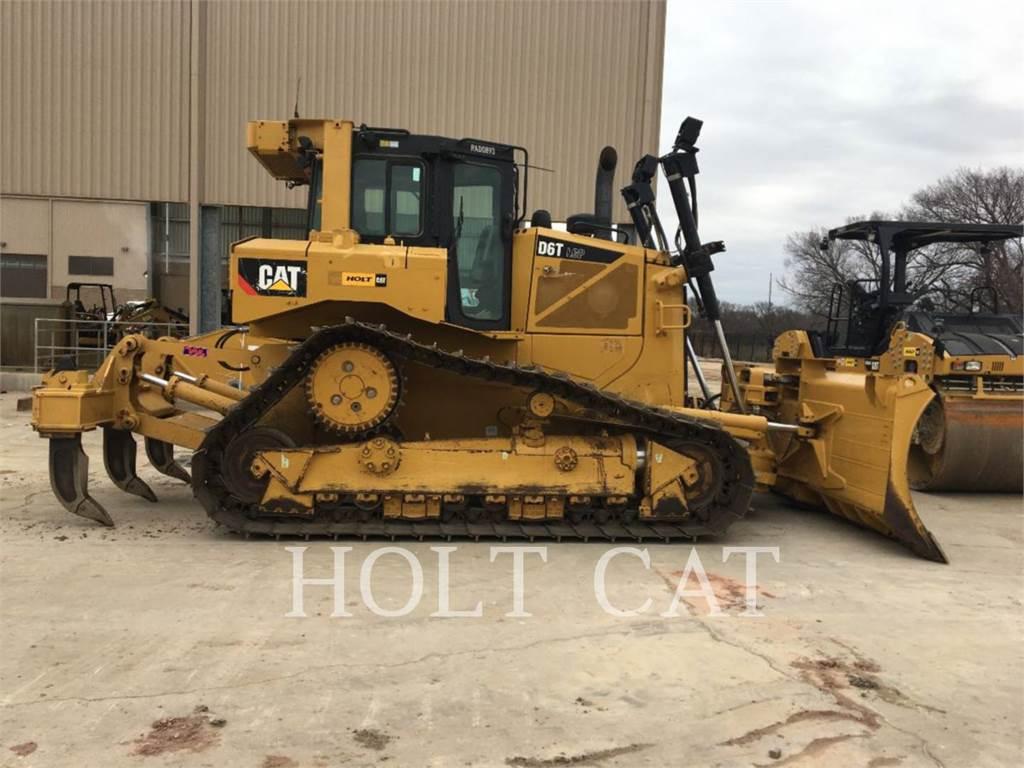 Caterpillar D6T LGPVP、推土机、建筑设备