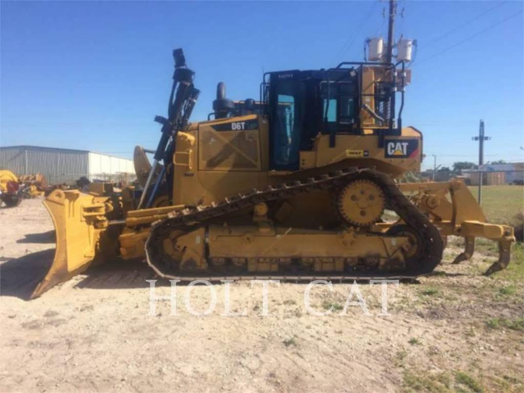 Caterpillar D6T LGPVP, Buldozere, Constructii