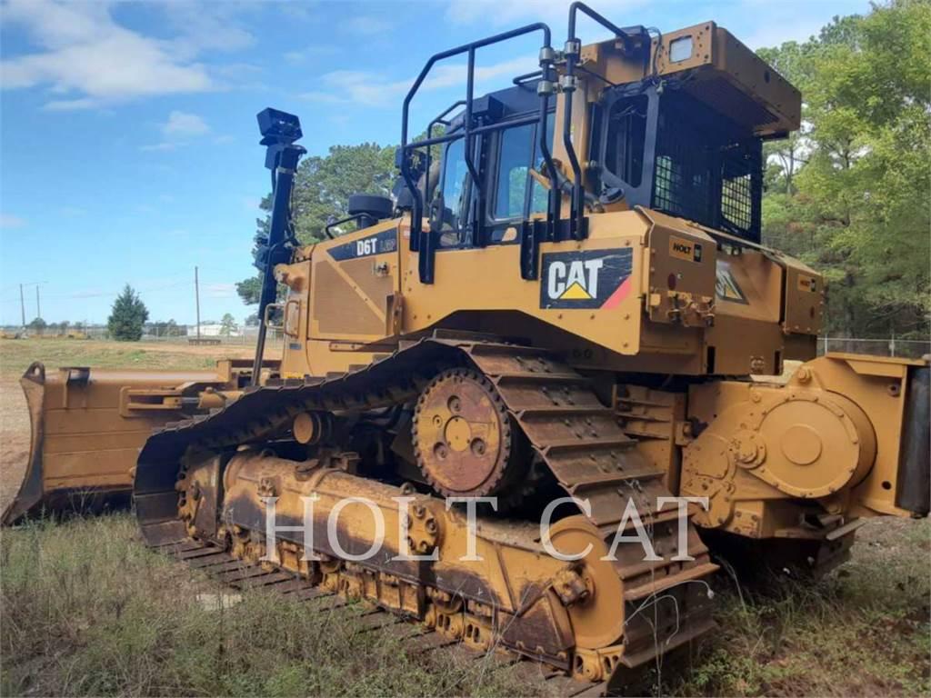 Caterpillar D6T LGPVPW, Spycharki, Sprzęt budowlany