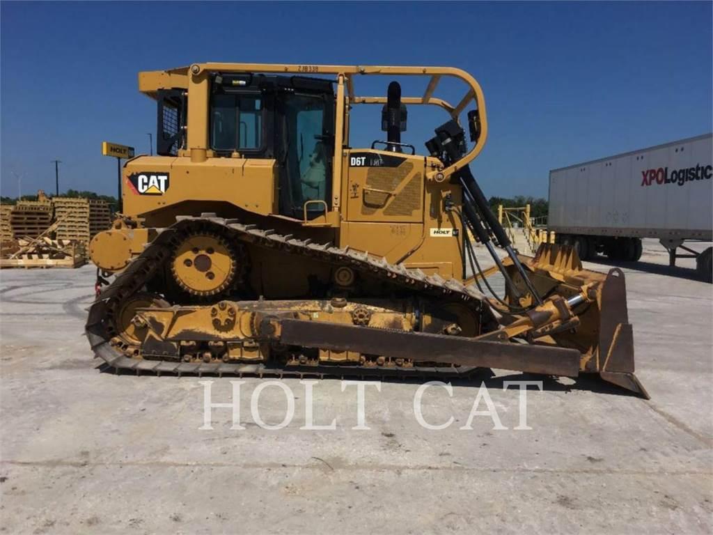 Caterpillar D6T LGPWI, Bulldozers, Bouw