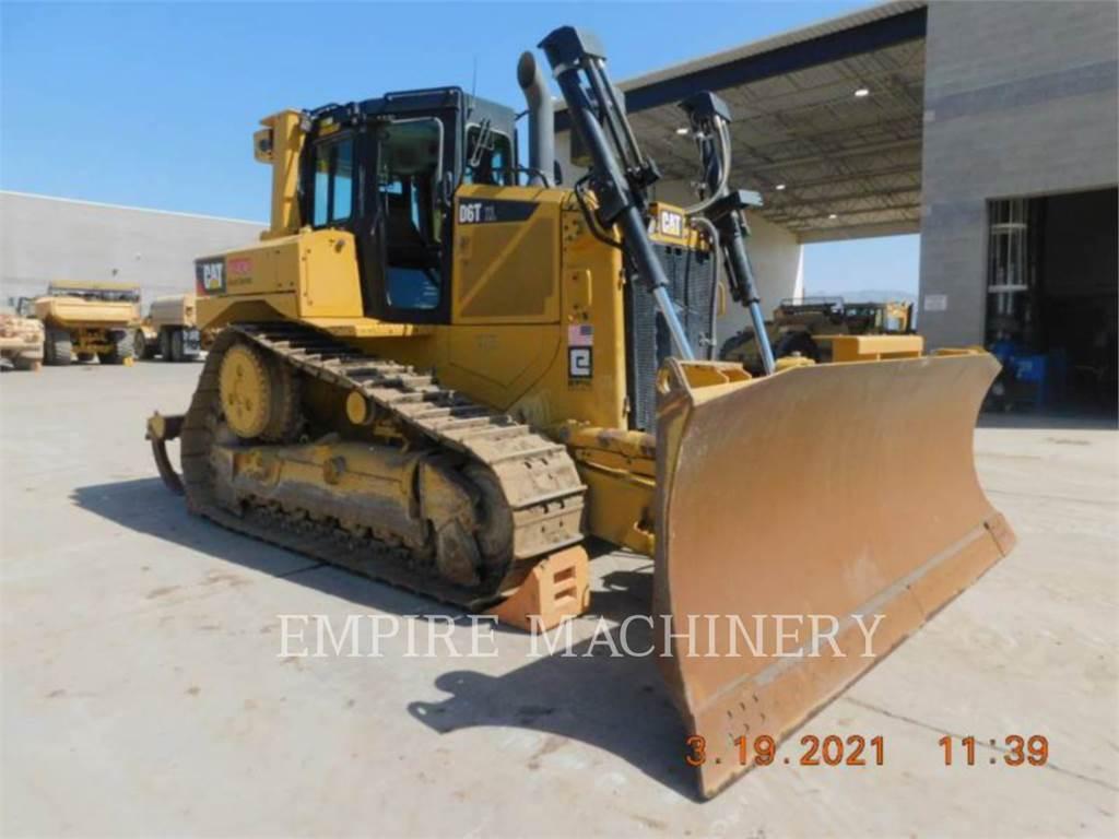 Caterpillar D6T PAT IT, Crawler dozers, Construction