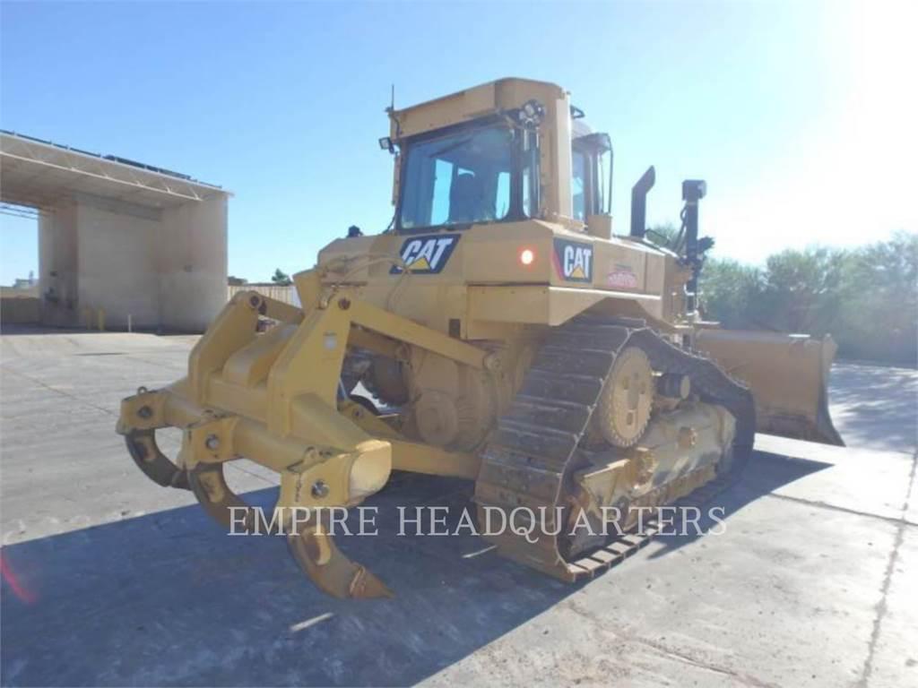 Caterpillar D6T PAT ST, Bulldozer, Équipement De Construction