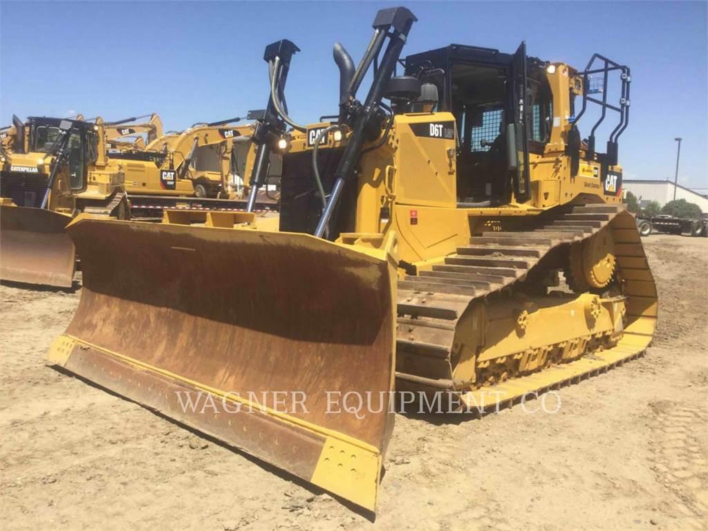 Caterpillar D6T VP, Planierraupen, Bau-Und Bergbauausrüstung