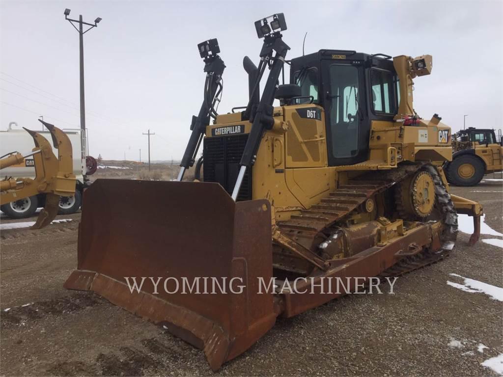 Caterpillar D6T XL, Bulldozers, Bouw