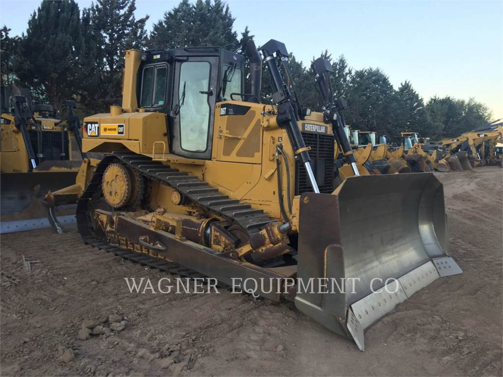 Caterpillar D6T XL, Bulldozer, Équipement De Construction