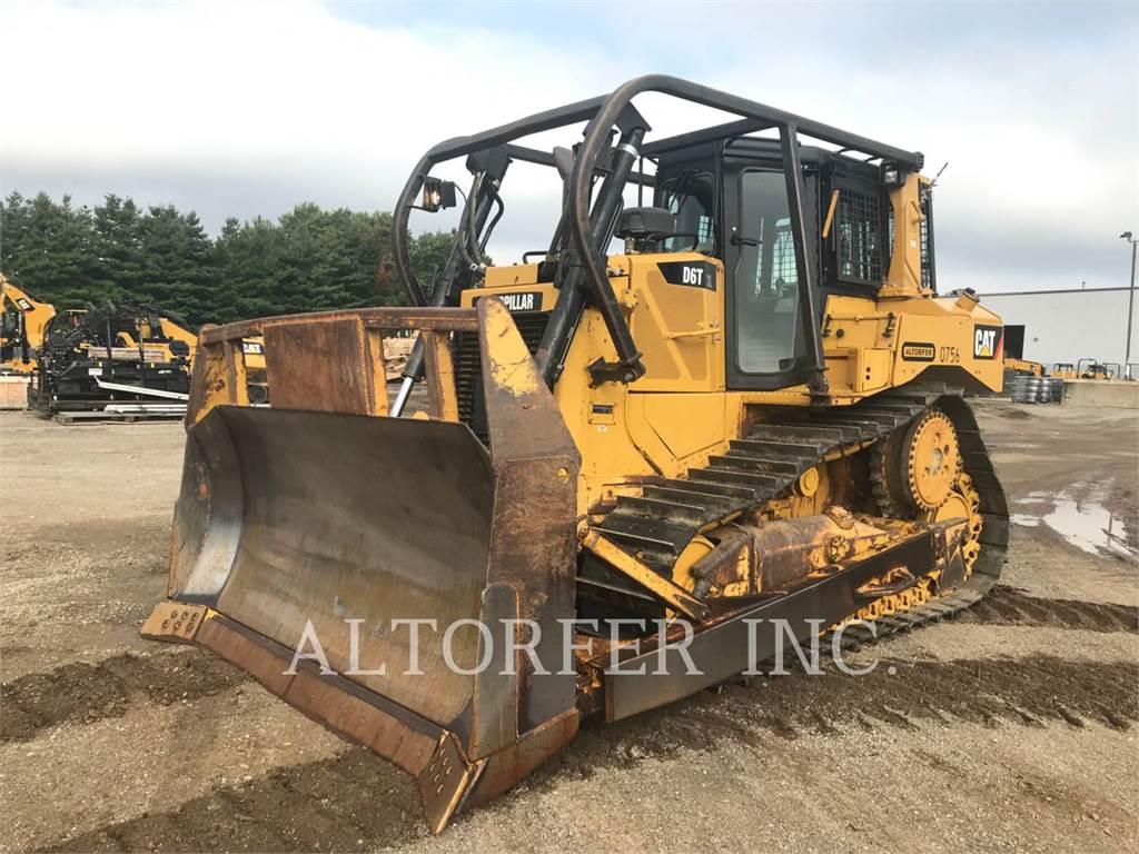Caterpillar D6T XL, Bouteurs sur chenilles, Équipement De Construction
