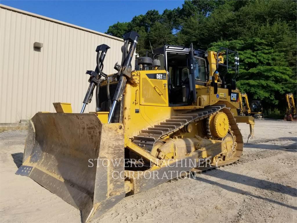 Caterpillar D6T XL, Tratores de rastos, Equipamentos Construção