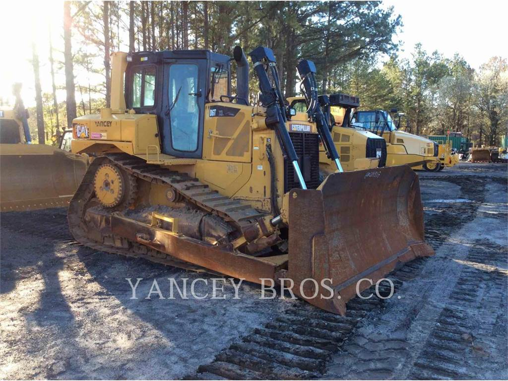 Caterpillar D6T XL, Bulldozers, Bouw