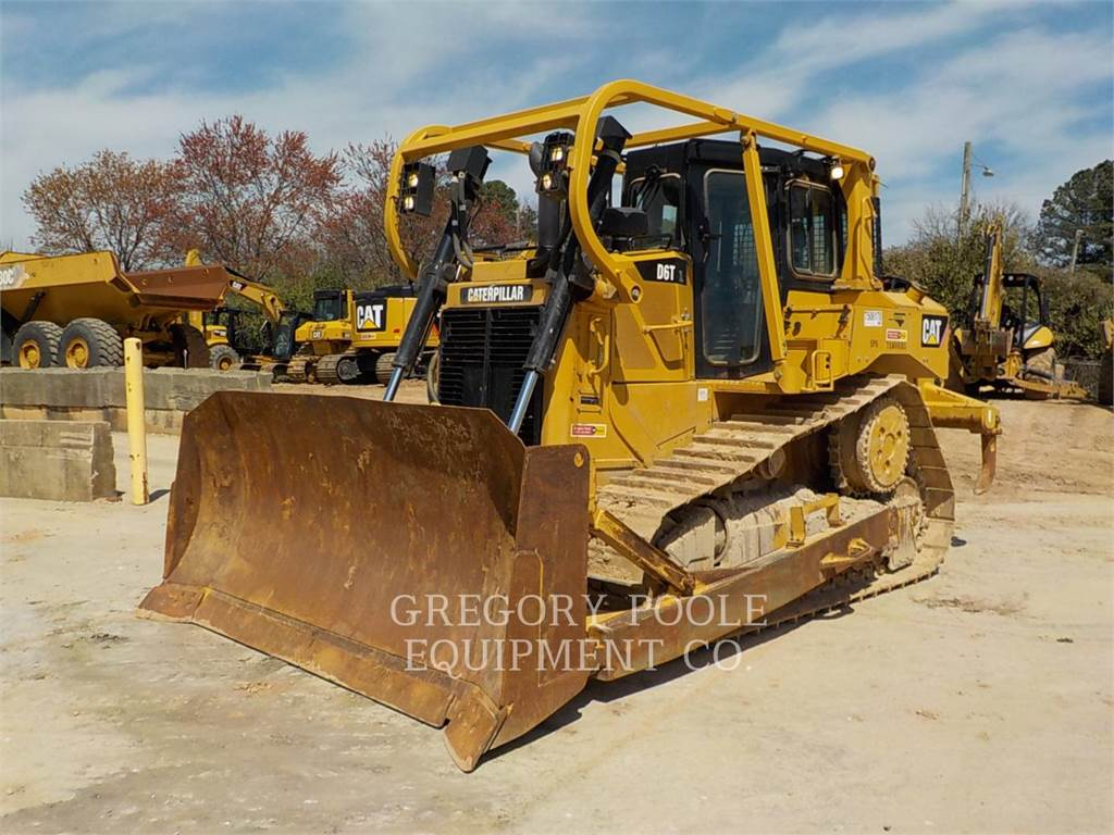 Caterpillar D6T XL, Bulldozer, Équipement De Construction