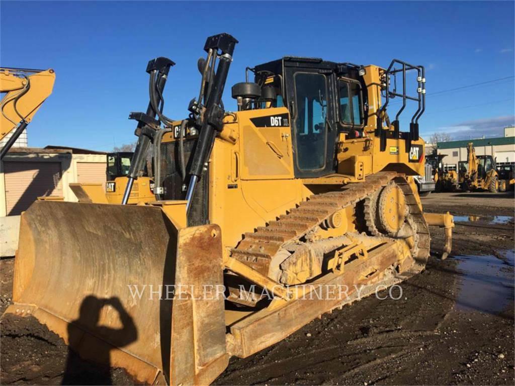 Caterpillar D6T XL ARO、ブルドーザー、建設