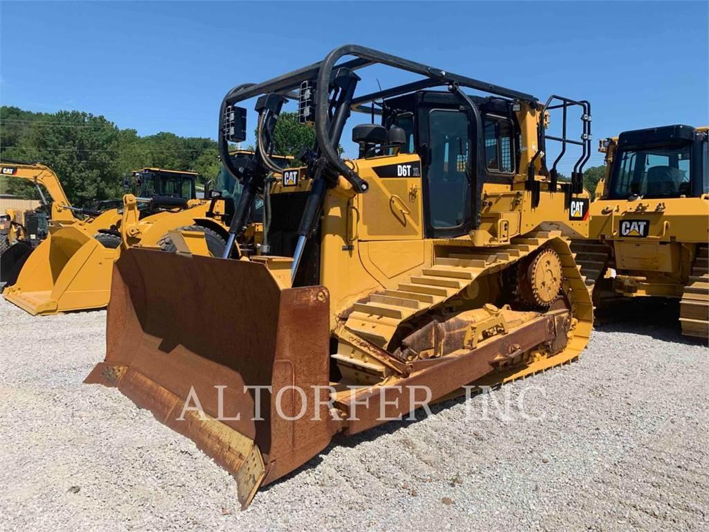 Caterpillar D6T XL, Bulldozers, Attrezzature Da Costruzione