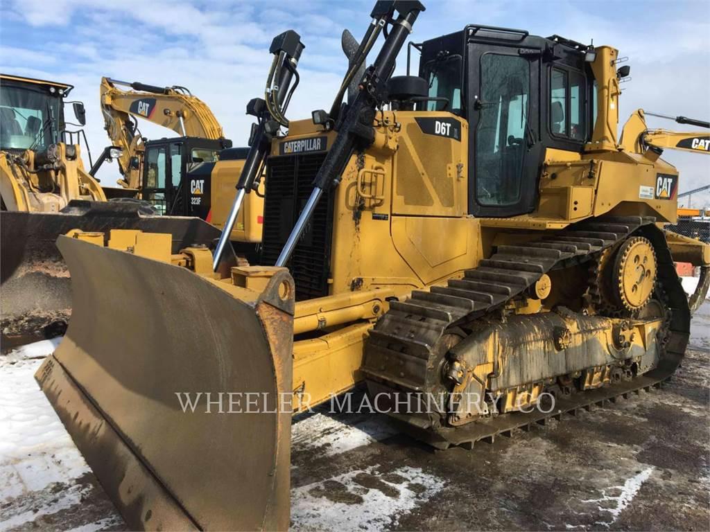 Caterpillar D6T XL PAT, Tratores de rastos, Equipamentos Construção