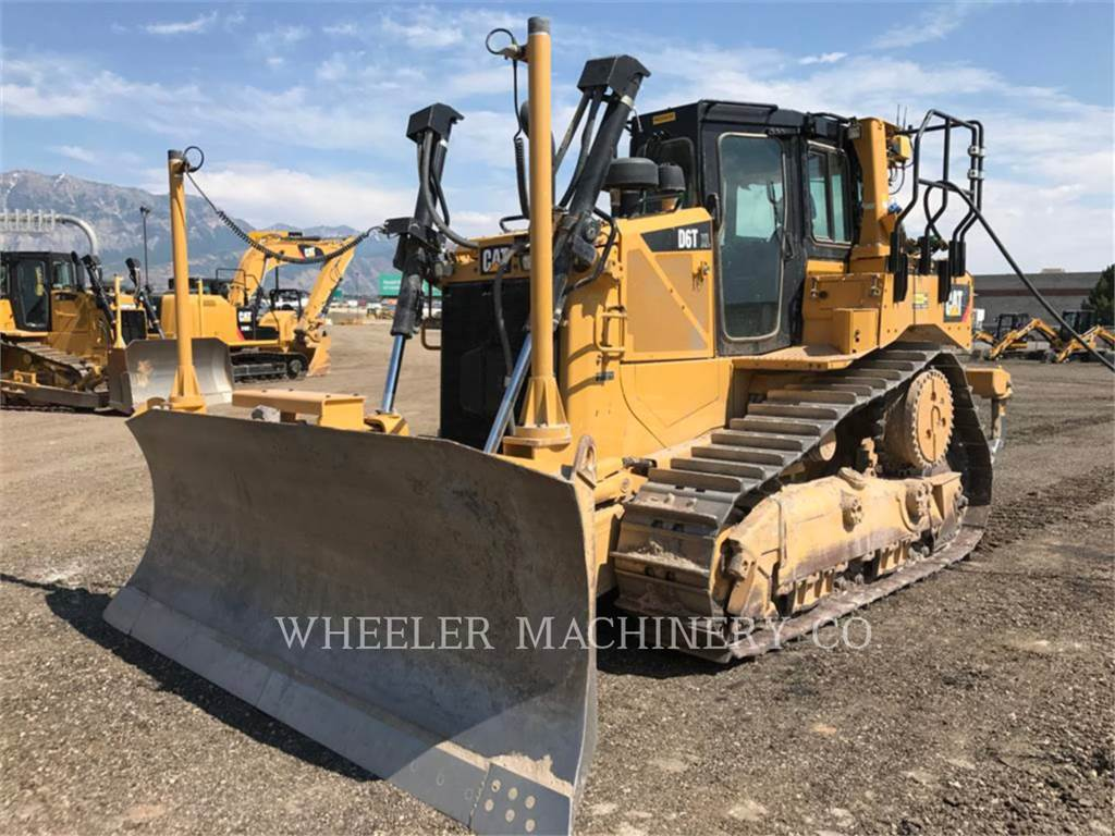 Caterpillar D6T XL PAT、ブルドーザー、建設