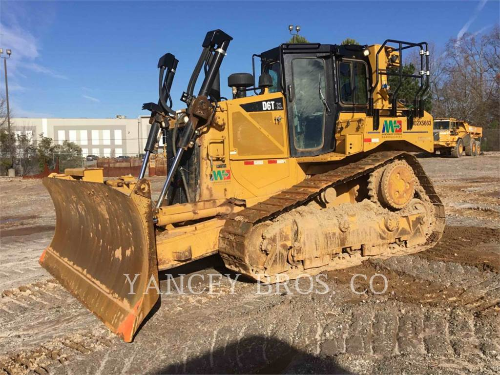 Caterpillar D6T XL T4, Dozers, Construction