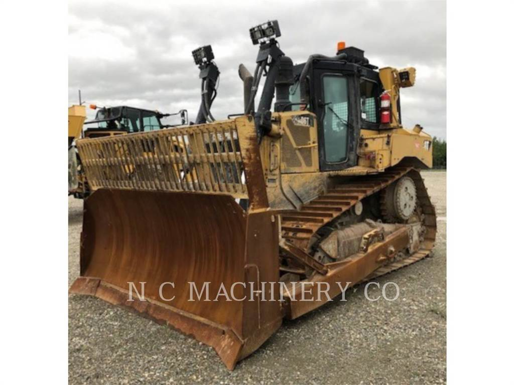 Caterpillar D6T XLSU, Crawler dozers, Construction