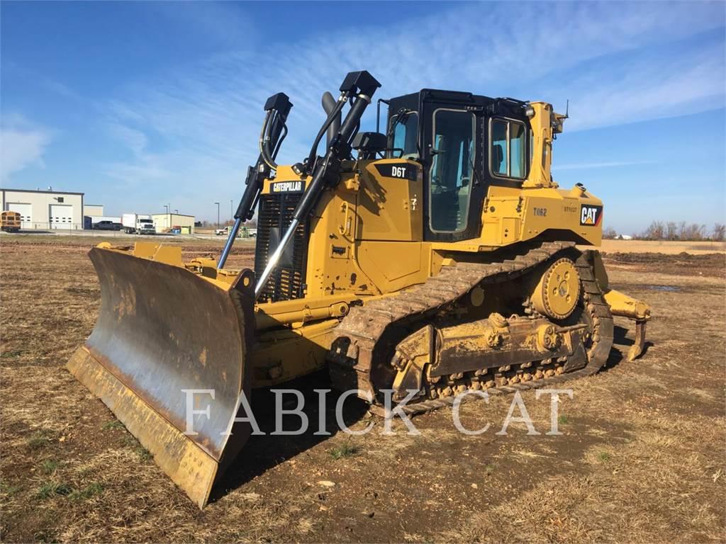 Caterpillar D6T XLVP, Bulldozers, Construcción
