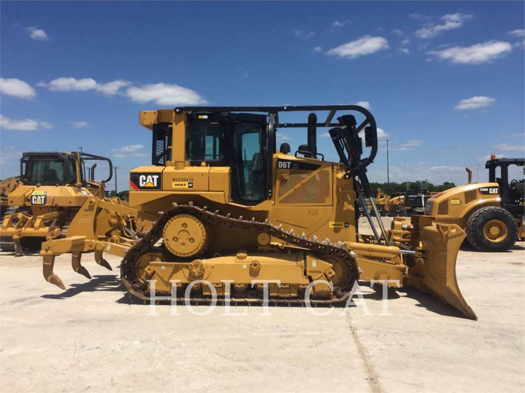 Caterpillar D6T XLVP, Bulldozer, Équipement De Construction