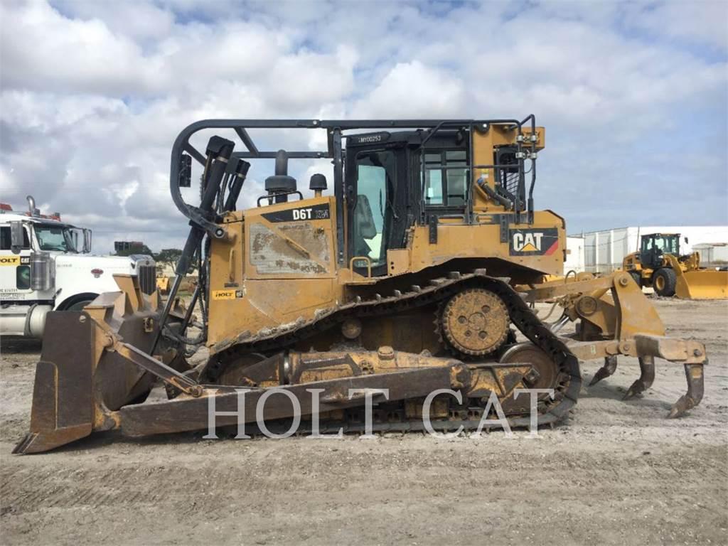 Caterpillar D6T XW, Bulldozers, Attrezzature Da Costruzione