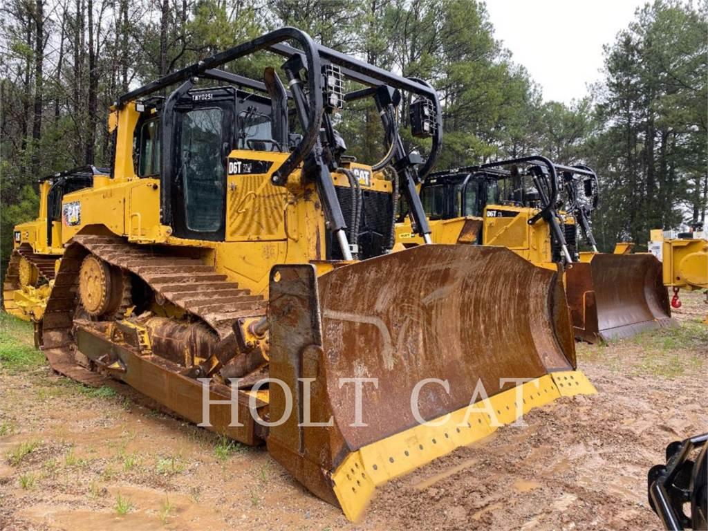 Caterpillar D6T XW, Buldozere, Constructii