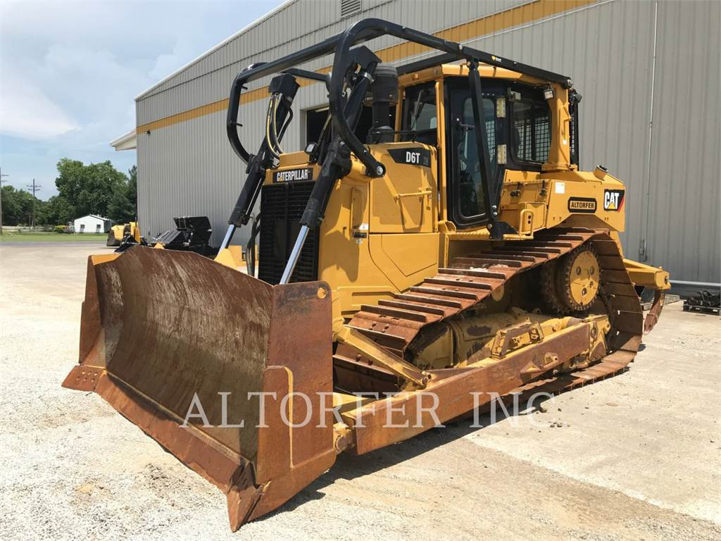 Caterpillar D6T XW, Dozers, Construction
