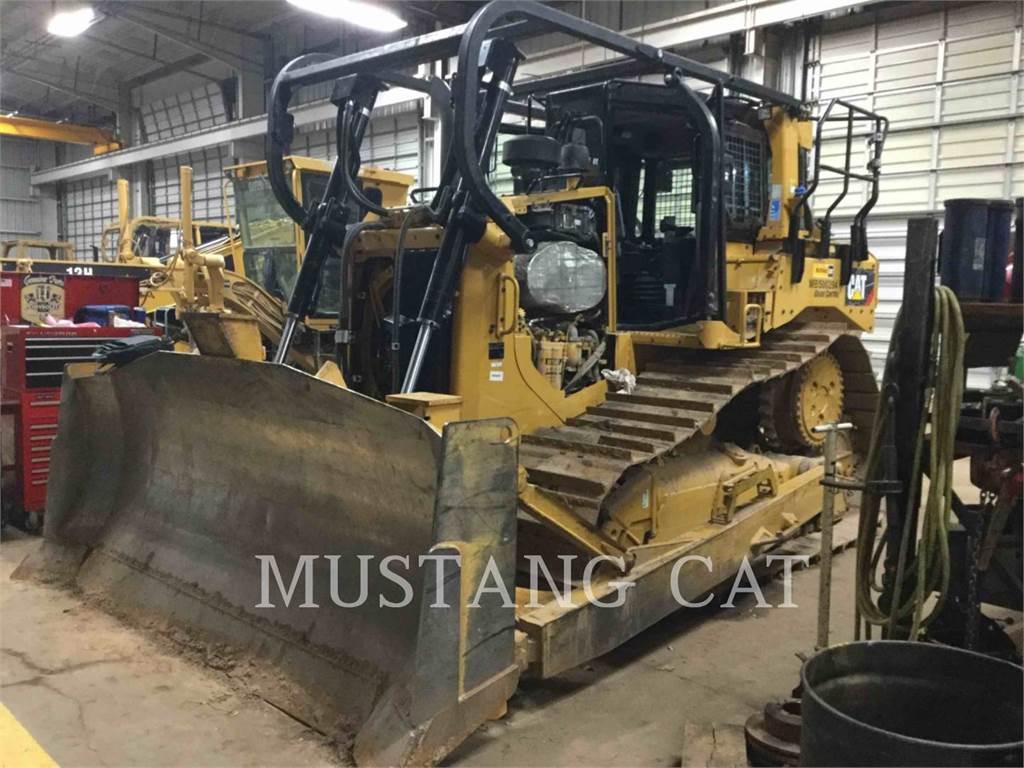 Caterpillar D6T XW HD, Planierraupen, Bau-Und Bergbauausrüstung