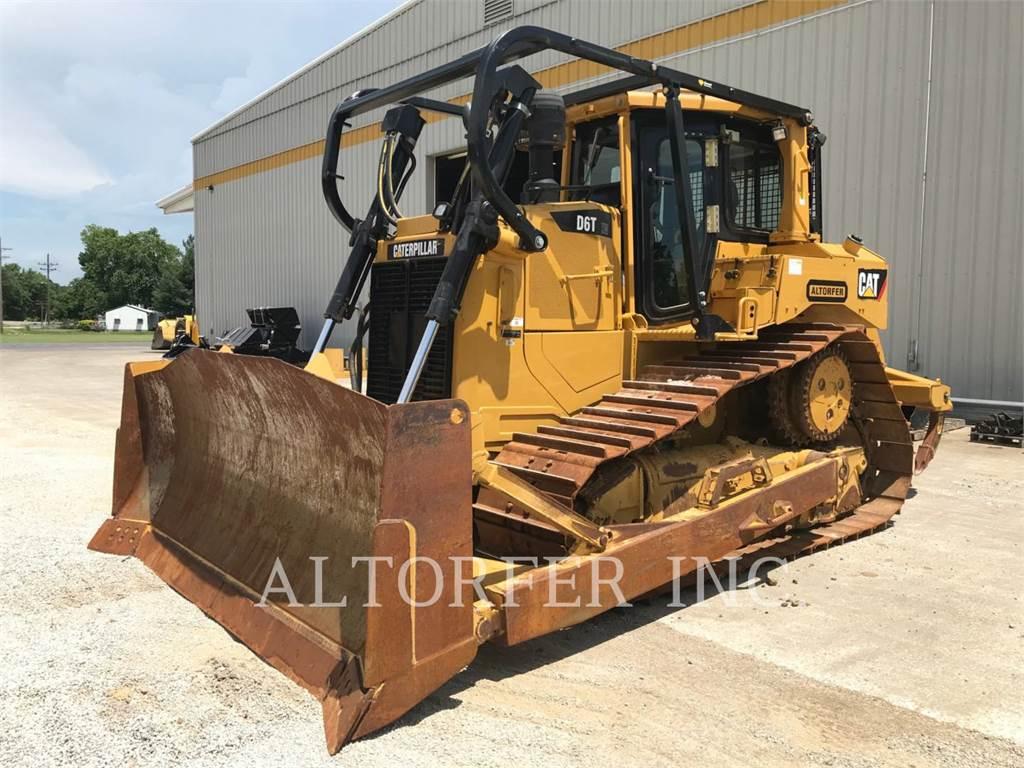Caterpillar D6T XW R, Tratores de rastos, Equipamentos Construção