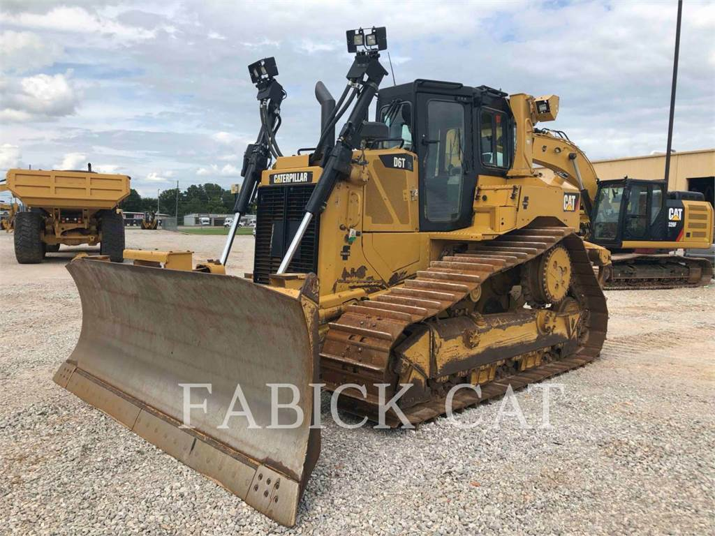 Caterpillar D6T XWARO, Bulldozer, Équipement De Construction