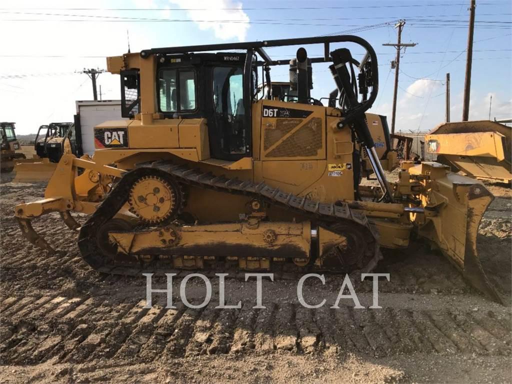 Caterpillar D6T XWVP, Bulldozers, Bouw